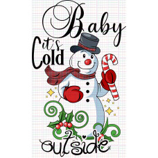 Baby it's cold outside SP