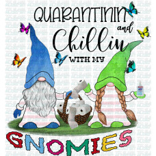 Chillin with my Gnomies DD