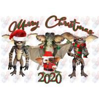 Christmas Gremlins-SP