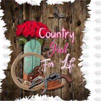 Country Girl For Life-DD
