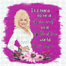 Dolly Parton Rhinestone world SP