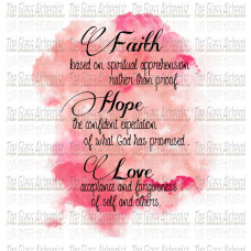 Faith,Hope,Love SP
