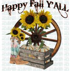 Happy Fall Y'all SP