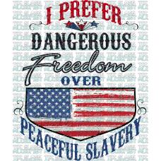 I Prefer Dangerous Freedom SP
