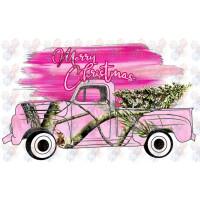 Merry Christmas Pink Camo-SP