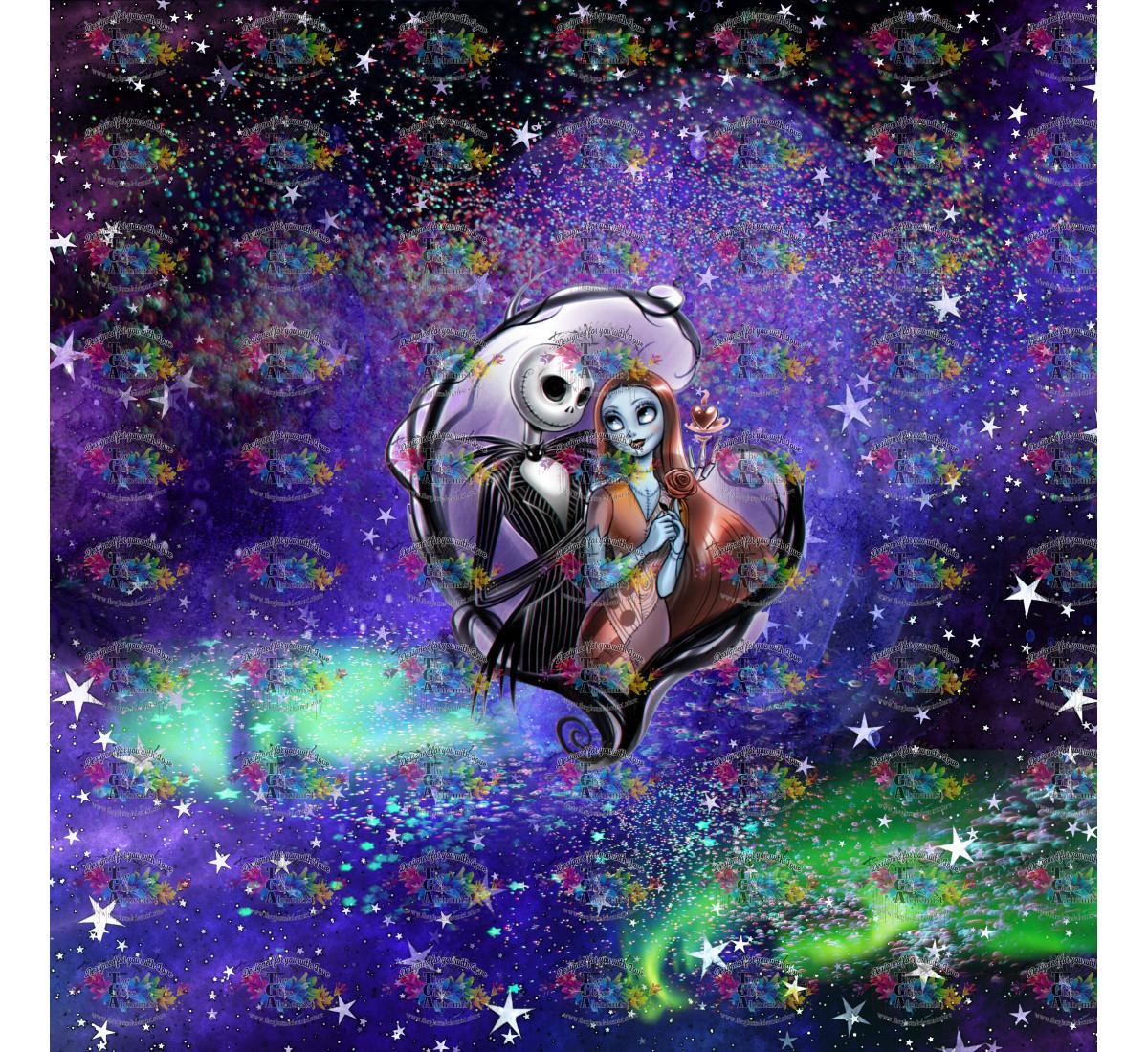 Nightmare B4 Xmas Space Night-DD