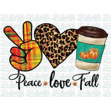 Peace Love Fall SP