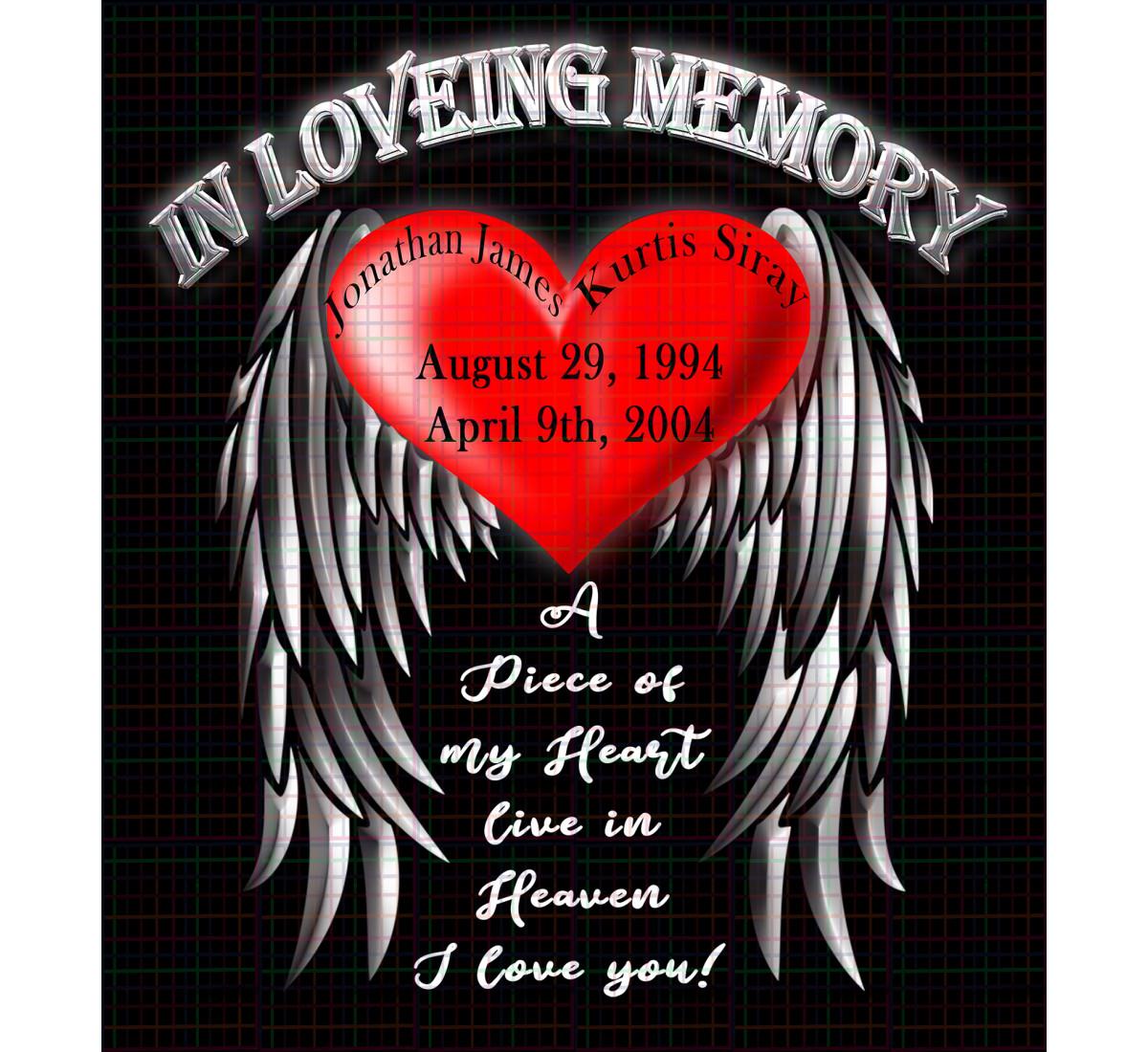 In Loving Memory DD